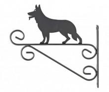 Suport de perete pentru ghiveci Dog