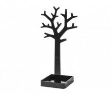 Suport pentru bijuterii Tree Black