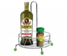 Suport pentru condimente Round Green