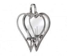 Suport pentru lumanare Heart Antique