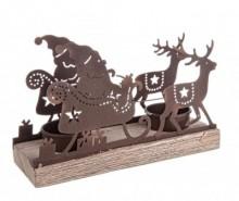 Suport pentru lumanari Country Reindeer