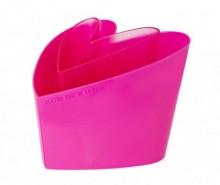 Suport pentru ustensile de bucatarie Arp Pink