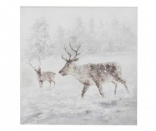 Tablou Deer Phoebe 60x60 cm