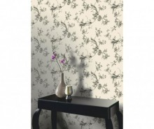 Tapet Chinoise Black 53x1005 cm