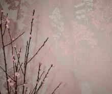 Tapet Meili Rose Gold 53x1005 cm