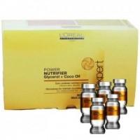 Tratament Intens Nutritiv - L''oreal Professionnel Nutrifier Powerdose 30 fiole x 10 ml