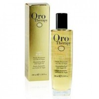 Ulei de par cu ulei de argan Oro puro, Fanola Oro Therapy, 100 ml