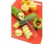 Ustensila pentru decorat legume Feng