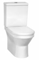 Vas WC Vitra S50 65cm back-to-wall pentru rezervor cu alimentare inferioara