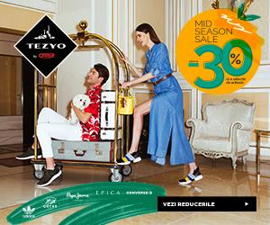 MID SEASON SALE, Reduceri de pana la 30% la articole - Epica, Adidas, Pepe Jeans, Gryxx, Converse