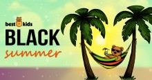 Black Summer: pana la 50% reducere, piscine, spatii de joaca, tobogane etc