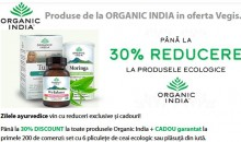 Campanie Vegis: Reduceri exclusive + cadou garantat