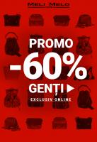 GENTI -60% promo, exclusiv online