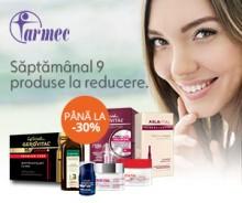 Oferta saptamanii: -30% Reducere la 2 produse cosmetice profesionale
