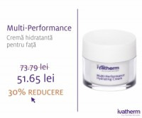 Oferte speciale cosmetice profesionale Ivatherme