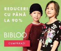 Reduceri de pana la 90% la haine de firma pentru copii