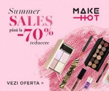 Summer Sales, pana la -70% reducere la cosmetice profesionale