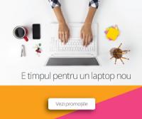 Super reduceri la laptopuri Apple, Asus, Dell si Lenovo