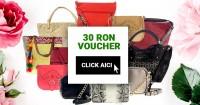 VOUCHER 30RON pentru genti din categoria Exclusiv Online